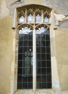 St Gregory's windows